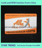 Customized Cr 80 Cartão com código de barras para publicidade