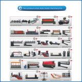 Réservoir d'eau solaire Réservoir de réservoir Fabrication de machines Line Pressurized Tank