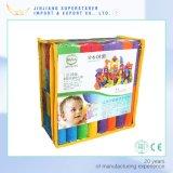 EVA intellectuelle Toy de briques, de drôles de bloc de construction pour l'éducation des enfants