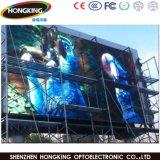 Afficheur LED de publicité polychrome de définition élevée extérieure