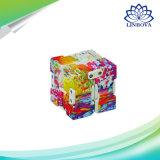 Cube anti-stress de vente chaud en cube magique magique en cube en jouet de cube en personne remuante de crâne