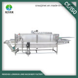 Tipo de pulverizador máquina da pasteurização para o suco/bebida