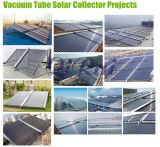 Projet solaire d'eau chaude avec l'homologation de la CE