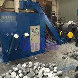 Machine en aluminium de briquette de tablette avec double décharger