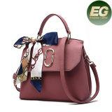 Sacchetto di mano bollato del Tote del sacchetto della signora spalla delle borse del progettista del ridurre in pani di modo per le donne Sy8169