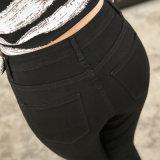 2017 новых джинсыов джинсовой ткани способа прибытия для женщин