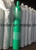 Cilindro de gás de oxigênio 50L com válvula Qf-2c