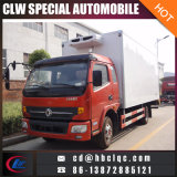 Dongfeng 6mt IsolierVan Medical Abfall-Ansammlungs-LKW