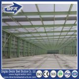 Estrutura de aço movível Construção de oficinas