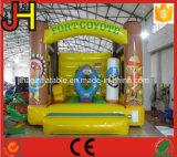 Mini Bouncer inflável, casa Bouncy inflável, castelo de salto inflável