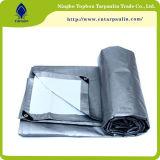 PE het Blad van het Geteerde zeildoek, Versterkte HDPE Plastic Geteerde zeildoeken, PE Met een laag bedekte Tarps