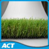 40 milímetros de césped sintetizado L40 de la alfombra artificial de la hierba