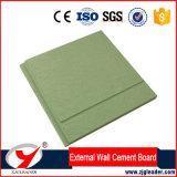 외부 벽을%s Eco-Friendly 목제 섬유 시멘트 판자벽