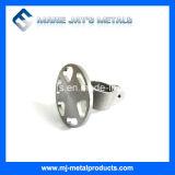 티타늄 합금 CNC 공작 기계 부속