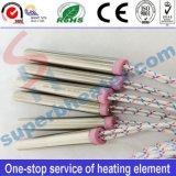 Elemento de aquecimento elétrico industrial do calefator do cartucho para a maquinaria de empacotamento