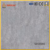 建築材料の3Dインクジェット灰色カラーマットの無作法な床タイル(D10379)