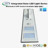 Bluetooth及びAPP 90-120W LEDのオールインワン太陽街灯