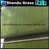 Tapete sintético da grama com espessura de 40mm