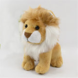 Jouet animal fait sur commande de peluche de jouet de peluche de lion