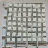 300*300mmの性質の石のタイルの卸売の石の大理石のモザイク・タイル