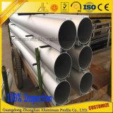 6000series Anodisé Large Diametre circulaire / rond en aluminium