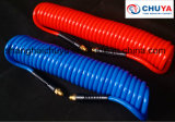 Tube spiralé d'unité centrale pour les outils pneumatiques