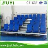 床-取付けられた望遠鏡のシートの引き込み式の座席の体操のBleacherの座席システムJy-769