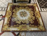 tuile d'or Polished de tapis d'étage en céramique de 1200X1200mm