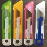 Резец безопасности различных цветов автоматический Retractable & резец коробки