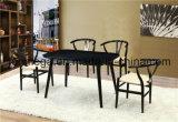Restaurante de mobiliário em madeira maciça de luxo (FOH-BCA63)