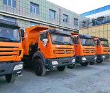 6X4トラック25トンのPOWERSTARのダンプ