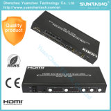 1,4 V Adaptateur HDMI 4X2 avec double matrice HDMI ARC
