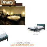 최신 판매 침실 가구 나무로 되는 플래트홈 침대