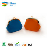 Les sacs promotionnels de plage de silicones neufs de modèles ont isolé le sac d'embrayage