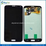 Remplacement d'affichage à cristaux liquides de téléphone cellulaire pour l'affichage à cristaux liquides de Samsung S5 I9600