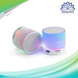 LED 빛을%s 가진 이동할 수 있는 MP3를 위한 Bluetooth 소형 휴대용 스피커