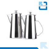 Caldaia dell'acqua dell'acciaio inossidabile di uso 201 e POT pratici del tè con il becco lungo