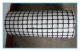 Pp Geogrid biassiale Bx1100 Bx1200 Bx1300 per stabilizzazione di Gound