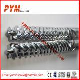Nitrided Stahlc$doppel-schraube Zylinder für Plastikmaschine