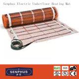 Elektrische leuchtende Fußboden-Heizungs-Matte UL-Bescheinigung E481865