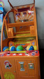 Máquina de fichas del baloncesto de los niños del juego de la hospitalidad