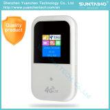 4G Hotspot van de Router van Lte WiFi de Mobiele Wi van de Auto MiniRouter van wi-FI van de Zak van FI Mini Draadloze met de Groef van de Kaart SIM