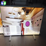 Frameless 간판을 광고하는 벽 Mouted를 위한 LED Backlit 액자