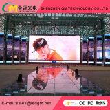Hochwertige Miete LED-Bildschirmanzeige, LED-videowand, P3.91mm