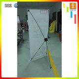 Подгонянное хозяйственное знамя стойки рамки x волокна для промотирования