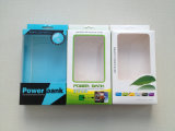 Bateria de backup externo USB Mini Power Bank Bateria Dual USB para o iPhone