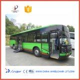 최신 판매 낮은 지면 버스를 위한 전기 알루미늄 휠체어 경사로