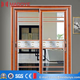 China puerta corrediza de aluminio de alta calidad
