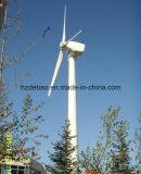 Pólo tubular de vento estável para geração de energia eólica
