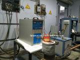 Печь металла индукции поставкы 30kw фабрики плавя для алюминиевый плавить